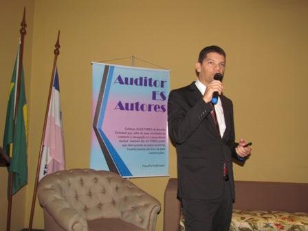 Auditor Fiscal da Receita Estadual fala sobre nota fiscal eletrônica na Semana de Contabilidade