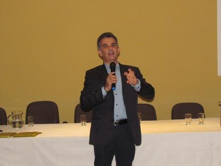 Diretor do Grupo Cotia Armazéns Gerais abre Semana de Contabilidade
