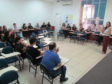 Funcionários da PIO XII participam de treinamento