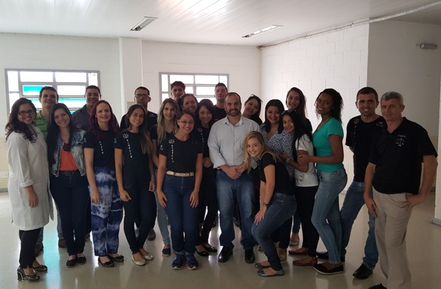 Acadêmicos de Direito visitam Complexo Penitenciário de Xuri