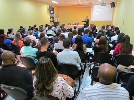 Inscrições abertas para Seminário de Carreiras Jurídicas