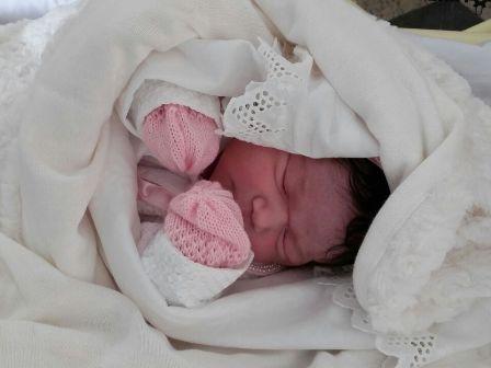 PIO XII está em festa! Nasceram mais dois bebês da nossa boa água
