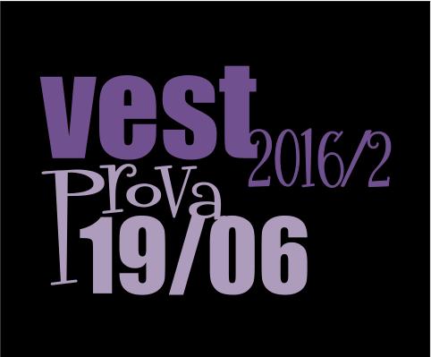 Inscrições abertas para o Vest Pio XII 2016/2