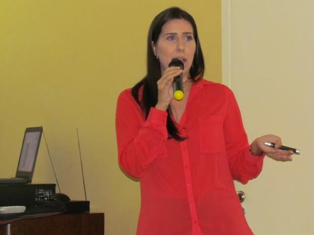 Trainee de Processos Industriais da Buaiz Alimentos palestra na PIO XII