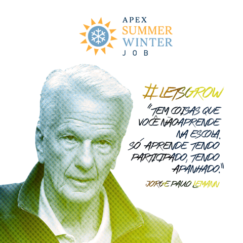 Winter Job – Estágio de Férias na APEX Partners