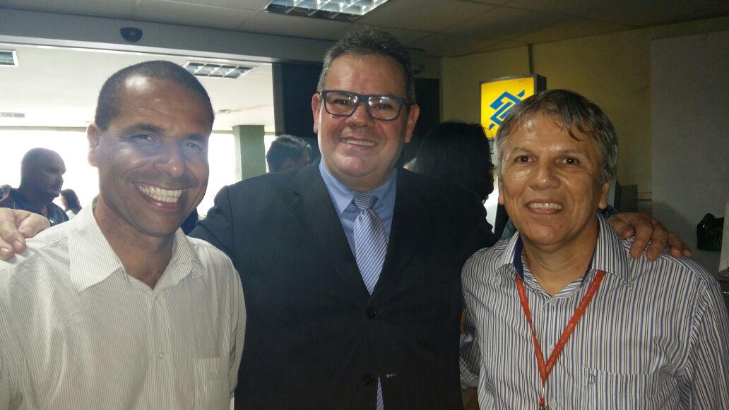 Professor representa PIO XII em lançamento do Portal da Transparência de Cariacica