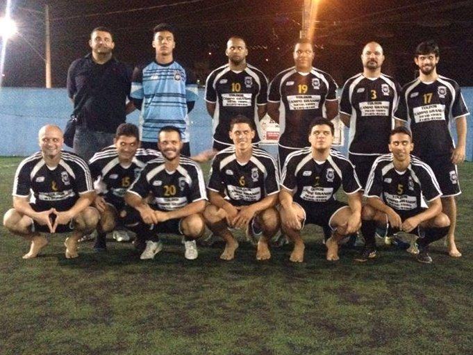 Tabajara é tricampeão da 6ª Copa PIO XII