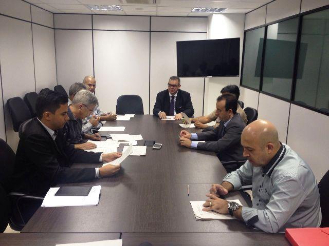 Coordenador participa de reunião do Conselho de Transparência de Cariacica