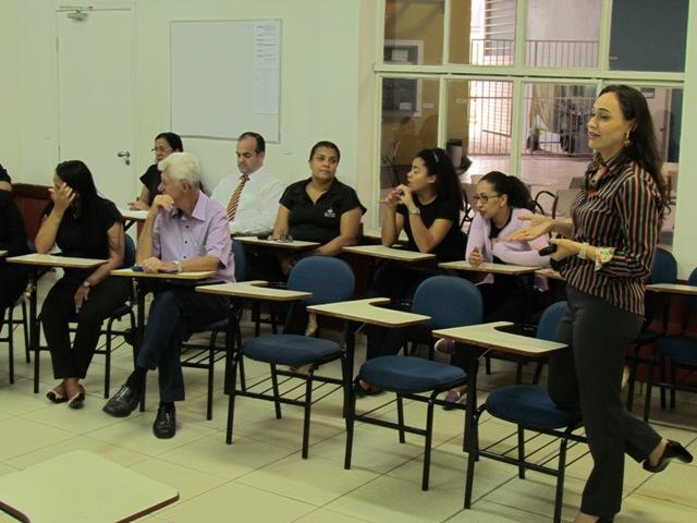Equipe PIO XII participa de treinamento com Coach Neidy Christo