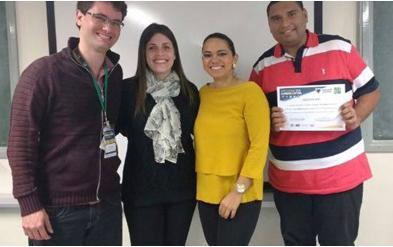 Aluno de Biomedicina relata experiência em curso de férias em São Paulo