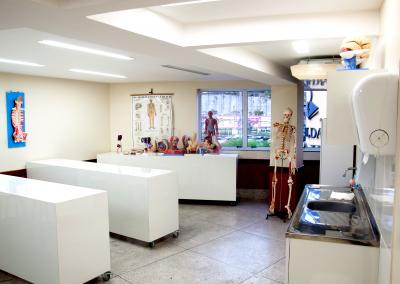 Sala de Biomedicina