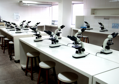 Laboratório Biomedicina
