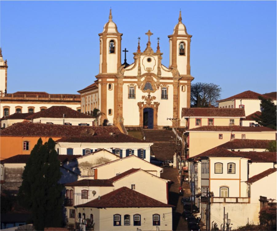 Nova viagem a Ouro Preto: no dia 14 de outubro parte mais uma turma