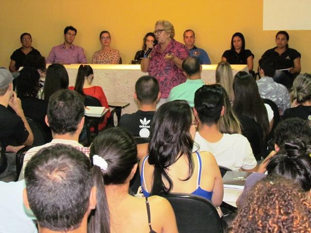 Equipe PIO XII realiza Reunião Geral com formandos 2016