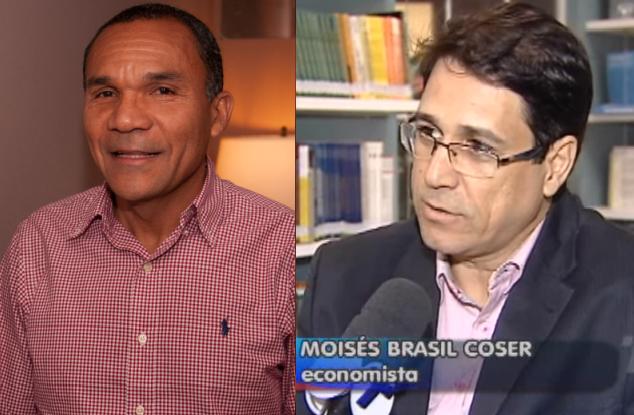 Professores da PIO XII participam de reportagens na TV Tribuna e TV Vitória