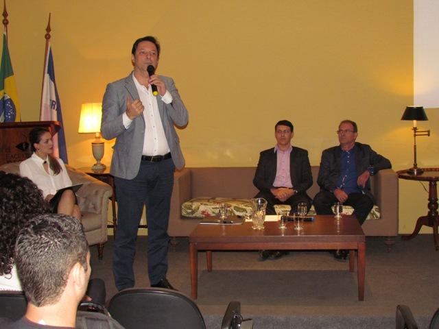 Dia do Contador é celebrado na PIO XII com palestra e debate