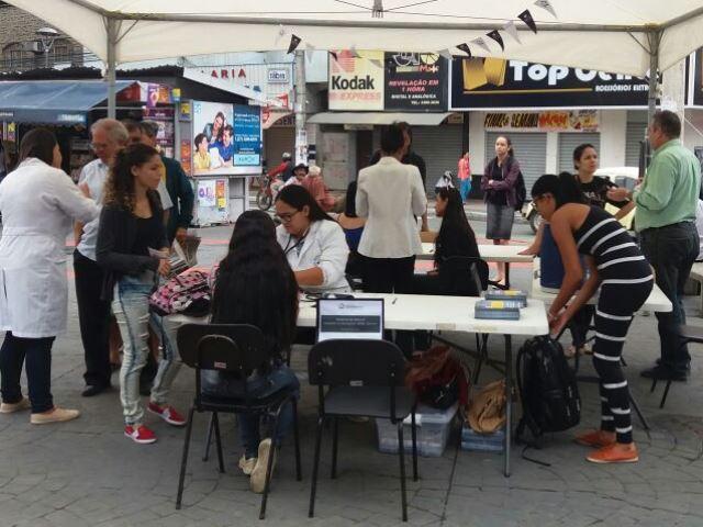 Responsabilidade Social: PIO XII faz atendimento à comunidade em Campo Grande