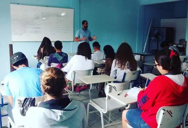PIO XII faz parceria para atender Pré-Enem Comunitário