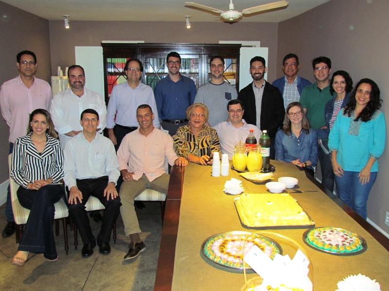 Dia do Colaborador PIO XII: funcionários e Professores comemoram