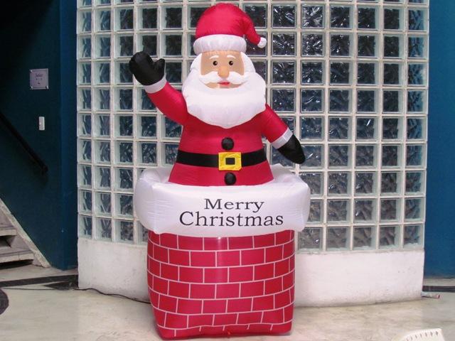 PIO XII está em clima de Natal