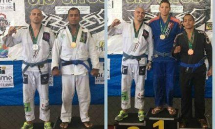 Aluno do MBA é vice-campeão em 1ª etapa de estadual de Jiu Jitsu
