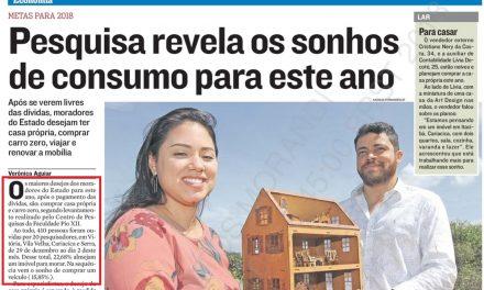 Na mídia: pesquisa, apps rentáveis, Bolsa Família, gestão de Viana