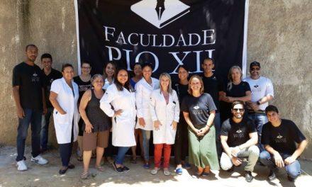 Mais de 60 pessoas atendidas em ação social no bairro Maracanã