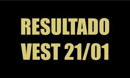 Confira lista de aprovados Vest 2018/1 prova 21/01