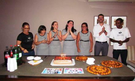 PIO XII comemora com aniversariantes de dezembro a fevereiro