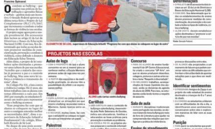Na Mídia: Colégio PIO XII, Prisão em 2° instância e mais