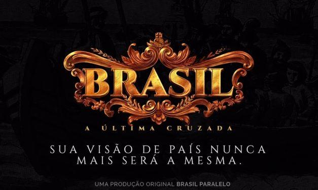 PIO XII apresenta a série BRASIL – A ÚLTIMA CRUZADA