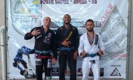 Aluno da PIO XII disputa Copa de Jiu jitsu