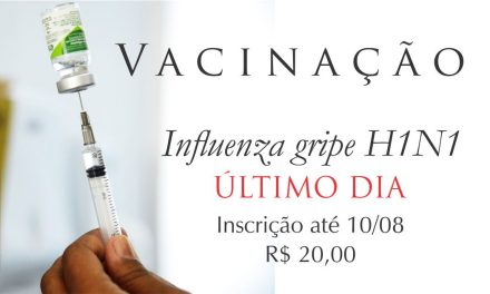 Inscrições para vacinação serão estendidas até hoje