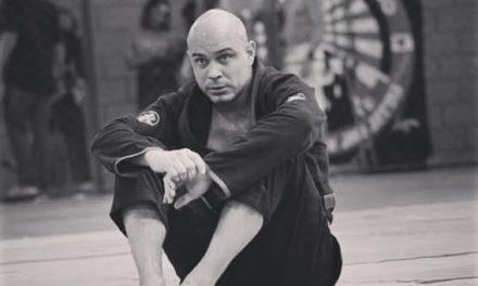 Aluno do MBA entre os cinco melhores do ES no Jiu Jitsu