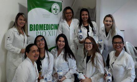 Biomedicina realiza ação em Igreja Batista em Vila Velha