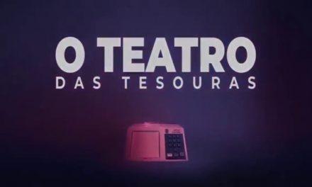 """Cine Cultura apresenta """"O teatro das tesouras"""""""