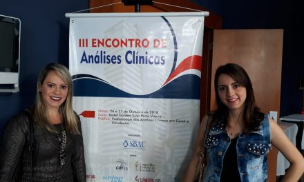 PIO XII participa do III Encontro de Análises Clínicas