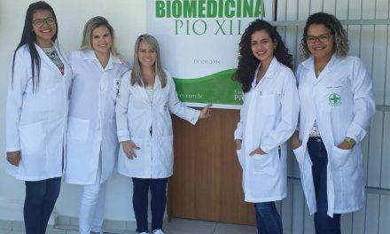 Biomedicina realiza ação em Igreja Batista de Vitória