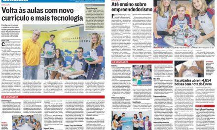 Na Mídia: Novidades no Ensino