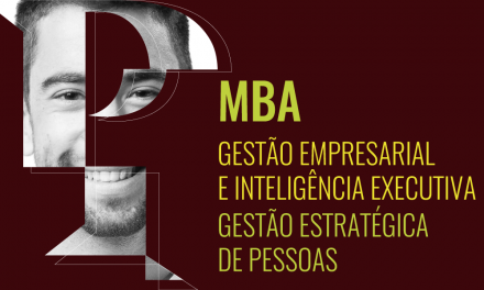 MBA com ênfase em Finanças Corporativas é na PIO XII