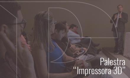 Palestra – Impressora 3D