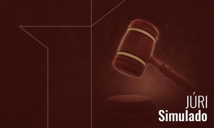 Alunos do Direito organizam novo Júri Simulado