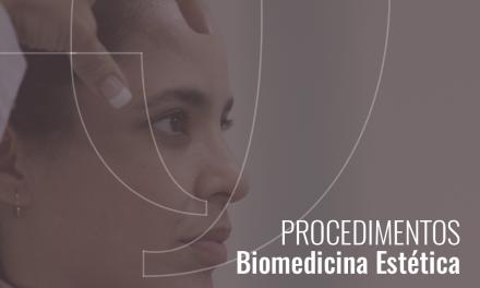 Procedimentos de Biomedicina Estética