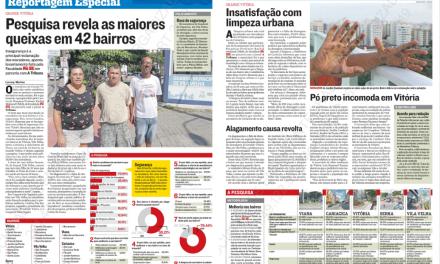 Na Mídia: Reportagem Especial
