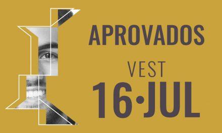Aprovados VEST 16-Julho