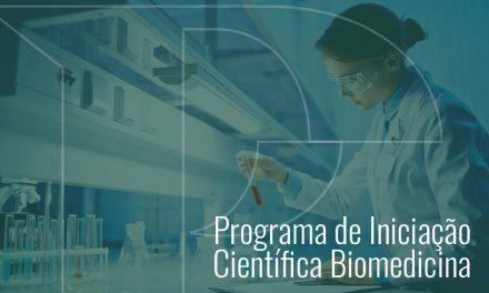 Projeto de Iniciação Científica da Biomedicina é aprovado na FAPES
