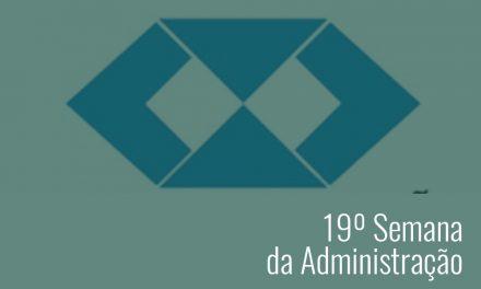 19º Semana de Administração da Faculdade PIO XII