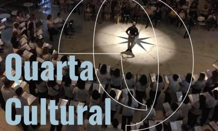 Quarta Cultural apresenta: Maestro Max Carvalho