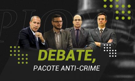 PIO XII promoverá debate sobre pacote Anti-crime