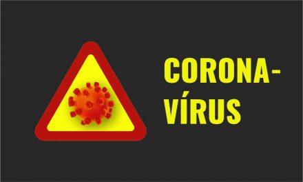 Coronavírus chega ao ES!